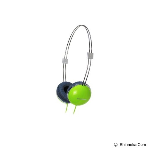 ZUMREED Airily [ZHP-013] - Green - Headphone Portable